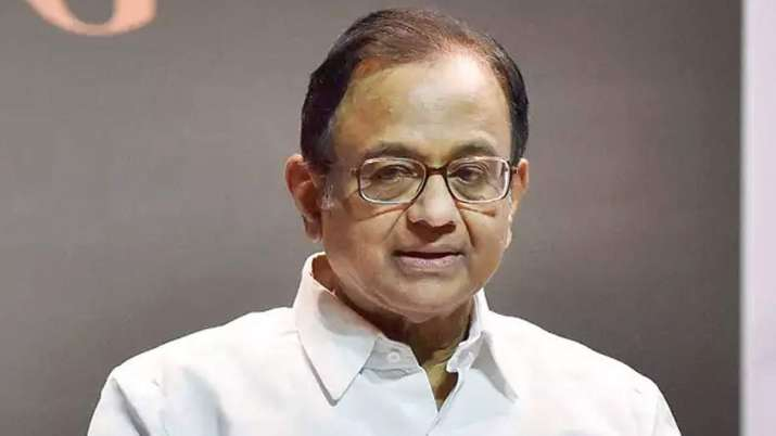 P Chidambaram welcome RBI's decision, EMI dates is ambiguous and half-hearted- India TV