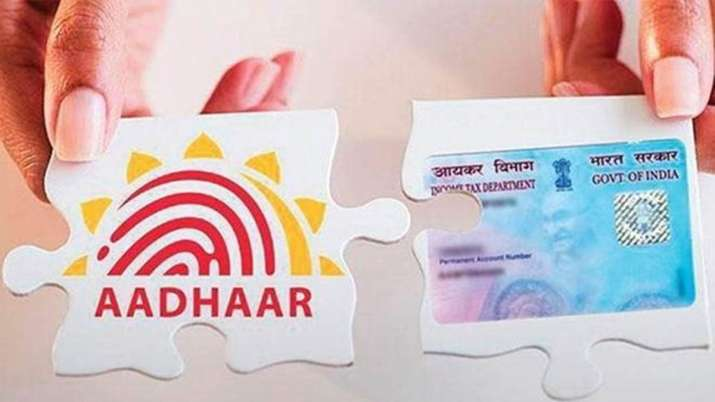 Fresh PAN-Aadhaar Linking alert from Income Tax department: Don't miss the deadline- India TV Paisa
