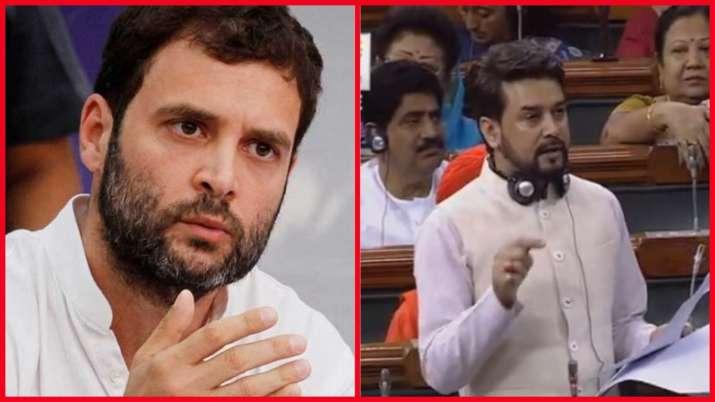 bad loan defaulters, rahul gandhi, mos finance Anurag Thakur- India TV Paisa