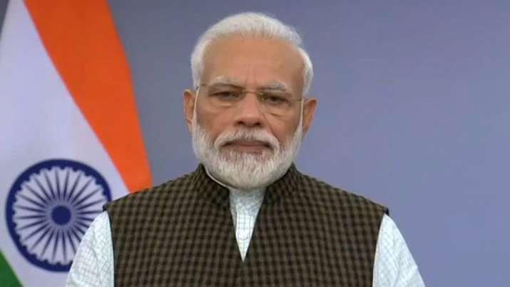 Pm Modi, Social Distancing, digital payments- India TV Paisa