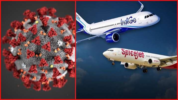 coronavirus impact, airline companies shares price, airline companies- India TV Paisa