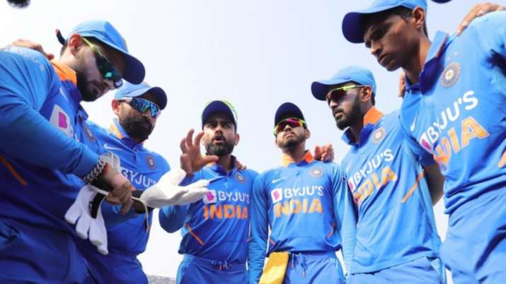 Coronavirus Out Break: BCCI spread awareness using select pictures of Indian players - India TV