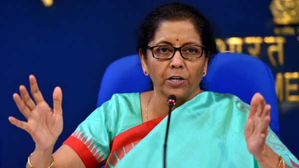 Finance Minister Nirmala Sitharaman briefs the media Economic package- India TV Paisa