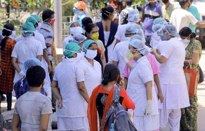 Coronavirus cases- India TV Hindi