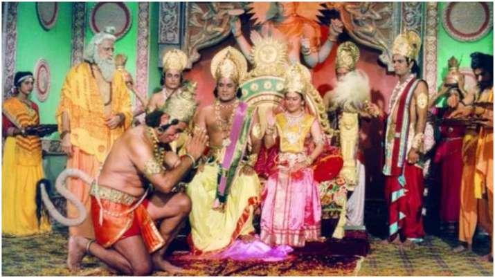 रामायण- India TV