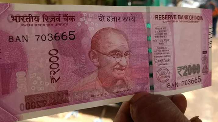 public sector bank told employees to restrict the circulation of ₹2,000 notes- India TV Paisa