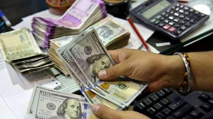 Rupee slips past 74/USD on weak equities, coronavirus-led slowdown fears- India TV Paisa
