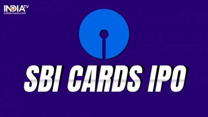 SBI Cards IPO: SBI IPO Check Status of Allotment of shares, आपको शेयर अलॉट हुए या नहीं, ऐसे चेक करें- India TV Paisa
