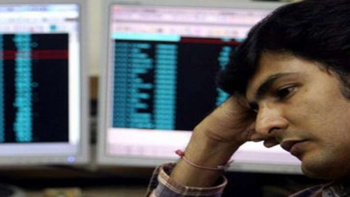 Sensex nosedives 2,713 pts; Nifty gives up 9,200-mark- India TV Paisa