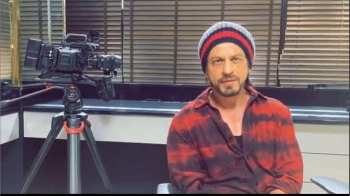 shah rukh khan- India TV