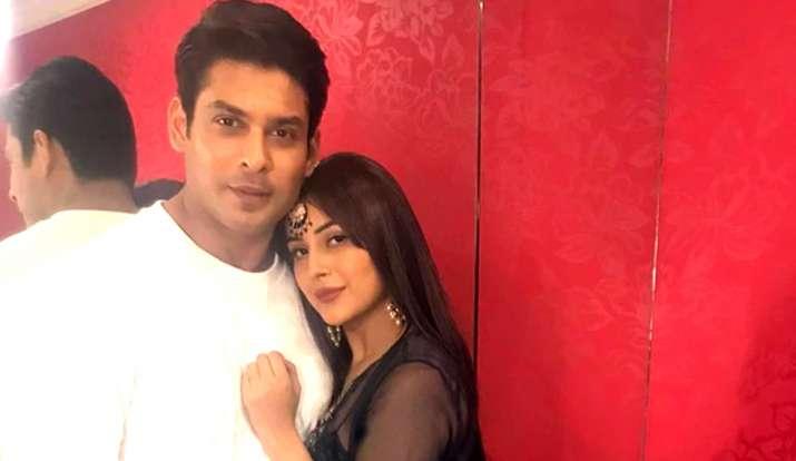 sidharth shukla shehnaz gill- India TV