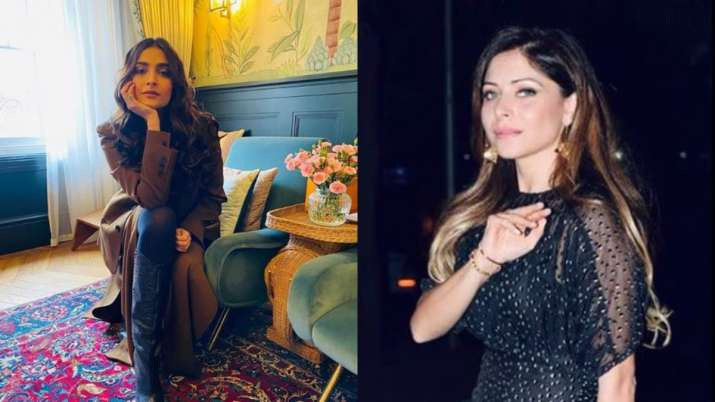 sonam kapoor in kanika kapoor support- India TV