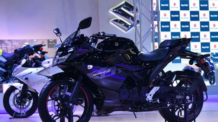 Suzuki Motorcycle launches BS-VI compliant GIXXER bikes- India TV Paisa