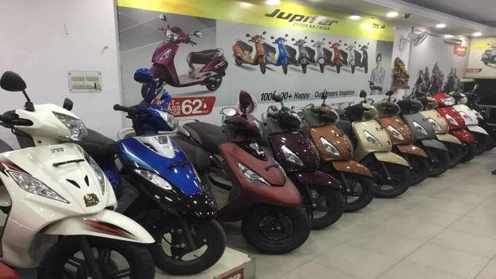 TVS Motor, TVS Motor sales- India TV Paisa