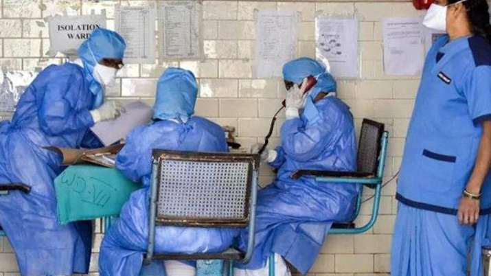 Corona Virus Cases in Rajasthan- India TV