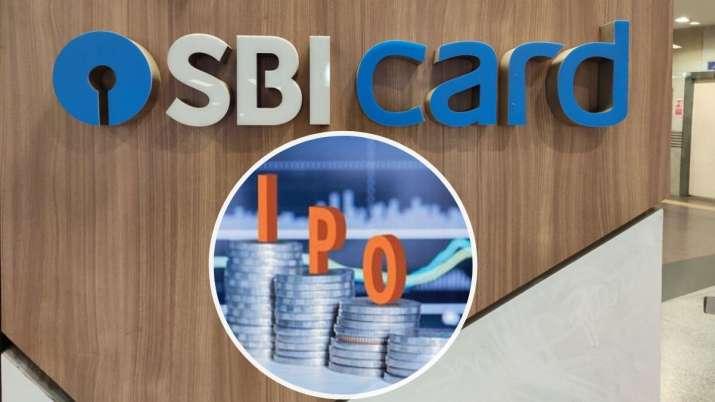 SBI Cards IPO, SBI Cards, IPO- India TV Paisa