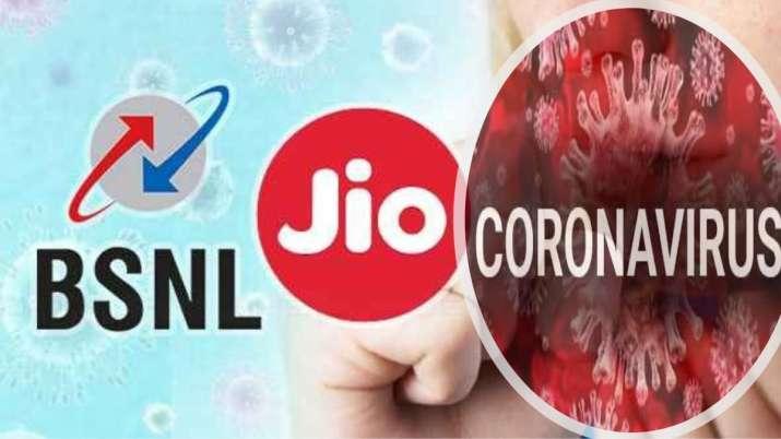 Coronavirus, BSNL, Jio, Caller Tune- India TV Paisa