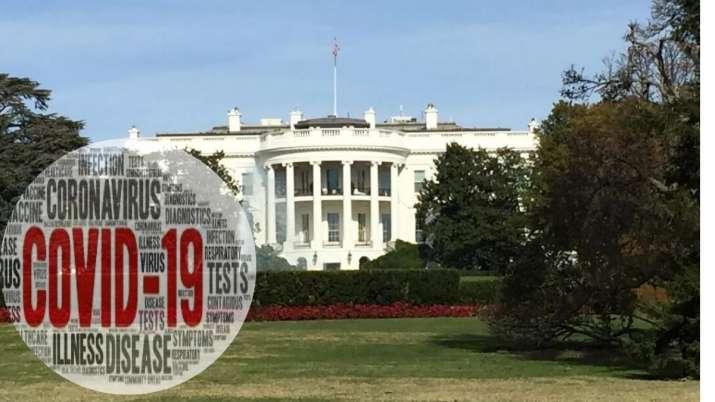 coronavirus, white house, Washington, america- India TV