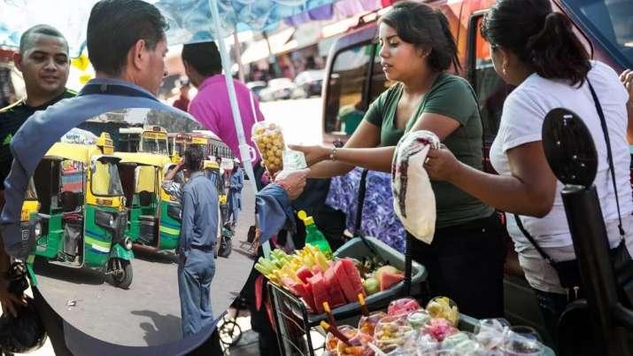 Auto taxi driver, street vendors, income effected, Coronavirus, COVID-19- India TV Paisa