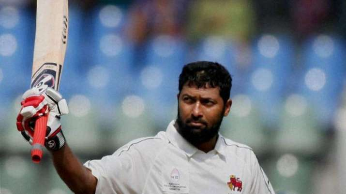Wasim Jaffer- India TV