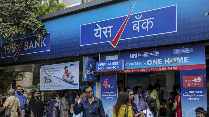 Yes Bank continues to rally for 3rd day; shares jump nearly 57pc- India TV Paisa
