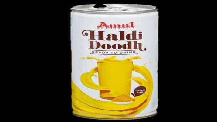 Amul introduces Haldi Doodh- India TV Paisa
