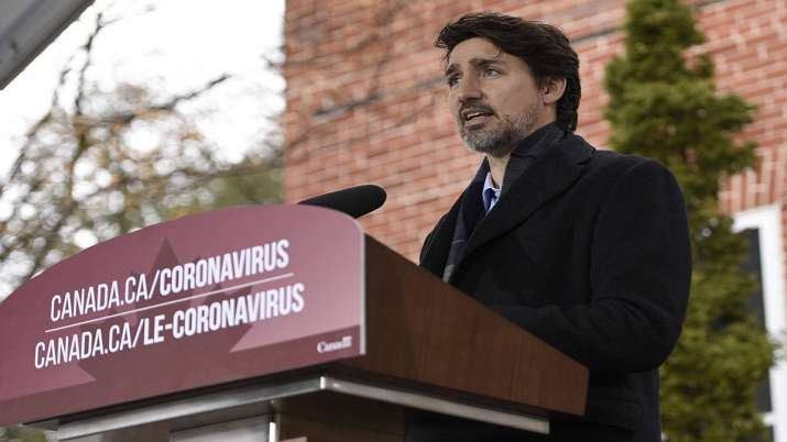 Canadian Parliament, COVID-19 relief bill, Justin Trudeau, Canada Prime Minister Justin Trudeau- India TV Paisa