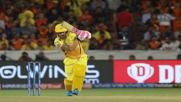 आईपीएल में शार्दुल ठाकुर की बल्लेबाजी देख हैरान हो गए थे फाफ डु प्लेसिस, कही ये बड़ी बात, नंबर 10 पर - India TV Hindi