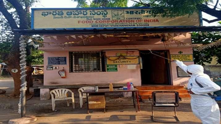 FCI, PDS grains, North East region, lockdown - India TV Paisa