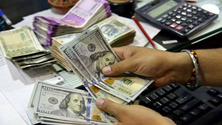 Rupee plummets to all-time low of 76.88 against US dollar in early trade- India TV Paisa