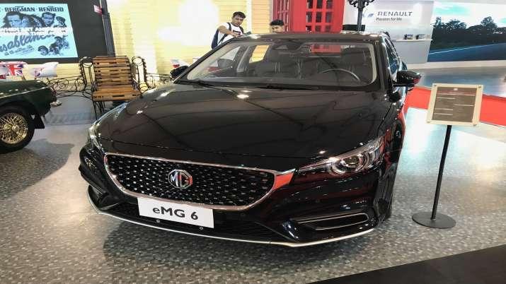 MG Motor India, MG Motor March 2020 sells - India TV Paisa