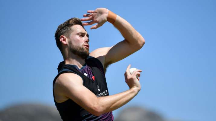 Bowlers can shine the ball without saliva, says Chris...- India TV Hindi