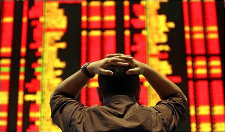 stock market fall- India TV Paisa