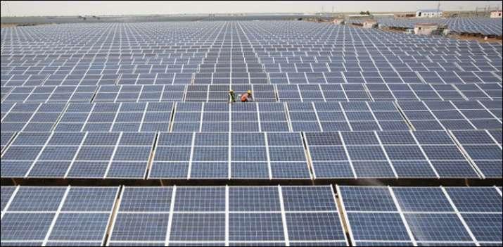 adani green wins solar project worth 45000 cr- India TV Paisa
