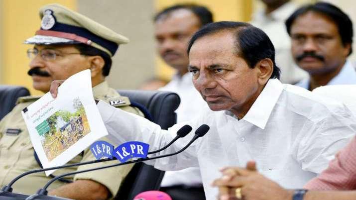 तेलंगाना के CM के. चंद्रशेखर राव ने PM मोदी से Lockdown जारी रखने की अपील की- India TV Hindi