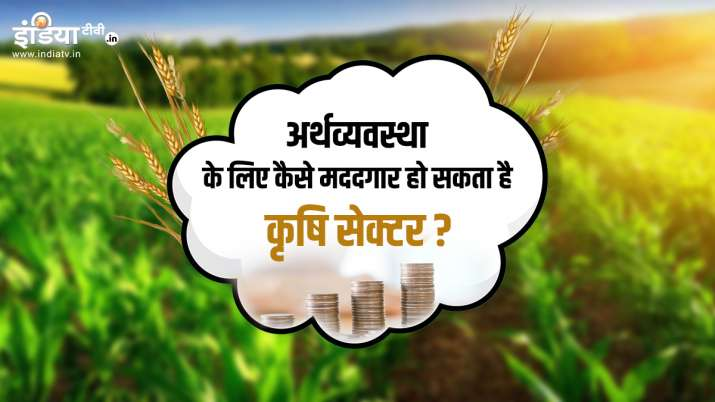 agriculture Sector, Indian Economy, lockdown- India TV Paisa