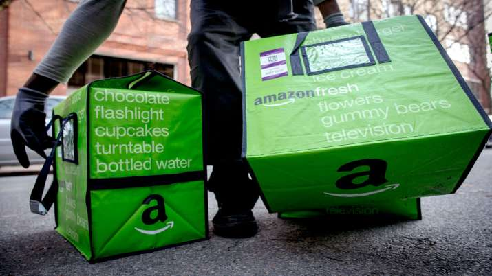 Amazon enters Indian food delivery market- India TV Paisa