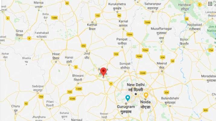 Photo of एक घंटे के भीतर आए भूकंप के दो झटके, दिल्ली सहित उत्तर भारत में हिली धरती