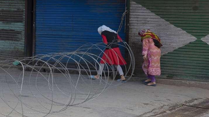 जम्मू-कश्मीर में Coronavirus से एक और महिला की मौत, कुल मृतकों की संख्या 21 हुई- India TV Hindi
