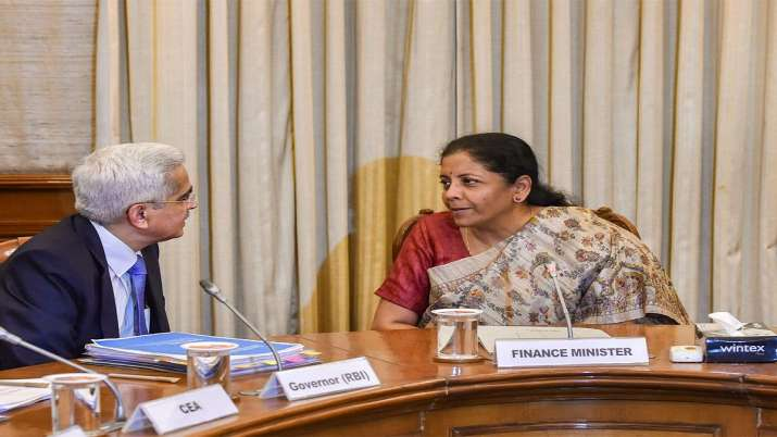 Finance Minister Nirmala Sitharaman postpones meet with PSB chiefs - India TV Paisa
