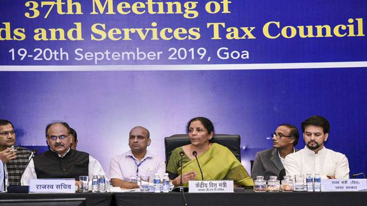 GST Council to meet next month; FinMin not for raising rates on non-essential items- India TV Paisa