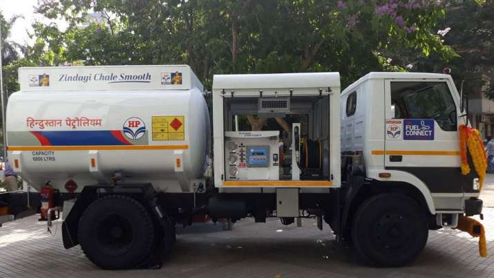 government is looking at starting home delivery of petrol and CNG- India TV Paisa