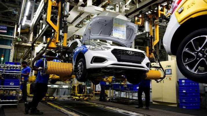 Hyundai rolls out 200 cars on day one of resuming production in Chennai- India TV Paisa
