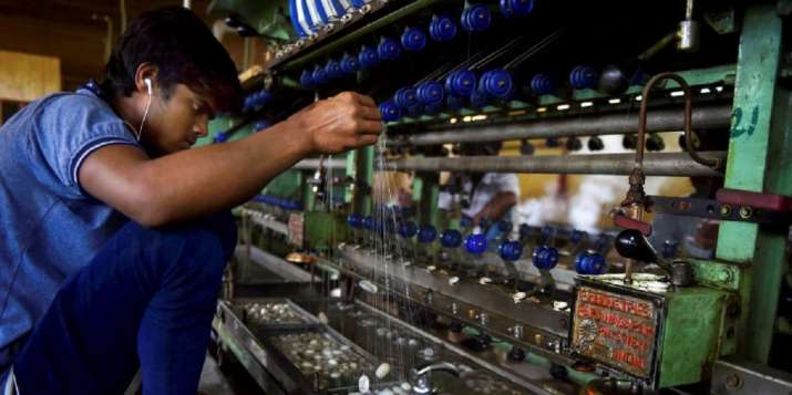 Lockdown pulls India's service sector activity to standstill in April, PMI hits record low- India TV Paisa