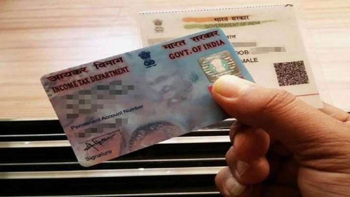 Instant PAN card online through Aadhaar facility launched by FM - India TV Paisa