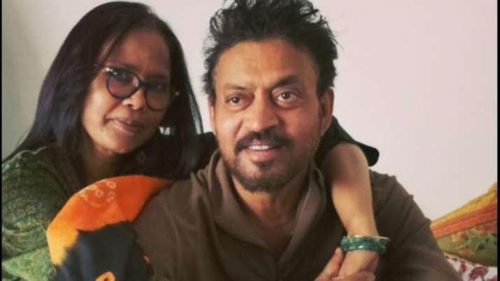 Photo of इरफान खान को गुजरे 1 महीना पूरा होने पर पत्नी सुतापा ने शेयर किया इमोशनल नोट, लिखा- बस समय की बात है, मिलेंगे बाते करेंगे