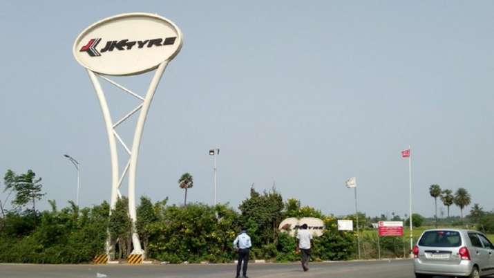 JK Tyre resumes partial operations at manufacturing...- India TV Paisa