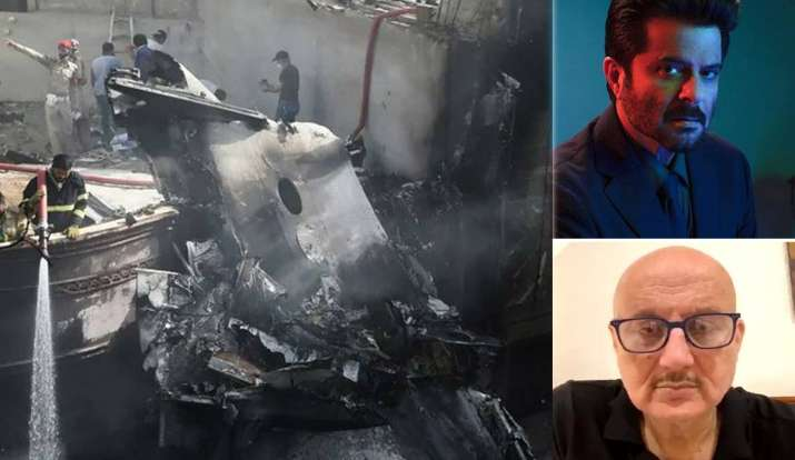 karachi plane crash- India TV Hindi