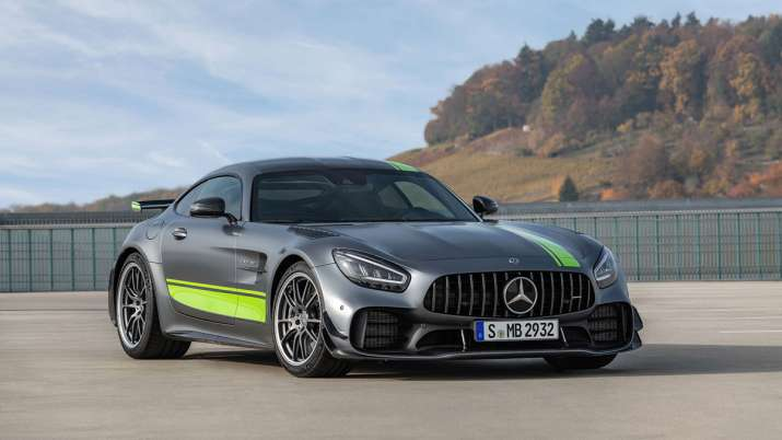 Mercedes-Benz launches AMG C63 Coupé, AMG GT R Coupe in India- India TV Paisa