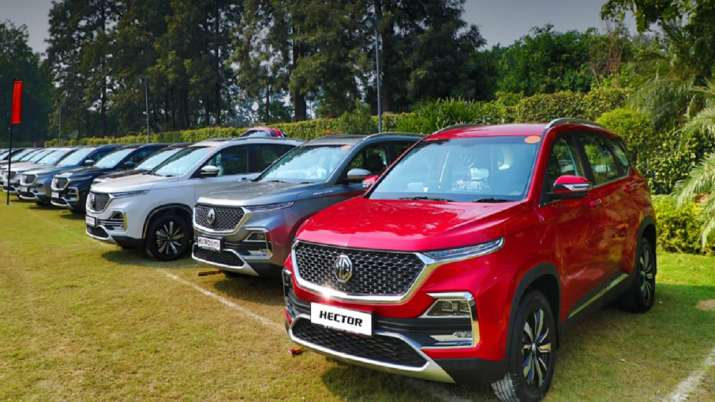 MG Motor India sales in April 2020 - India TV Paisa